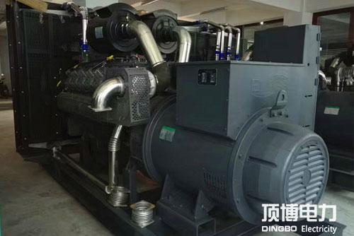 广西融水融协投资置业800KW上柴柴油qy88千亿国际2台