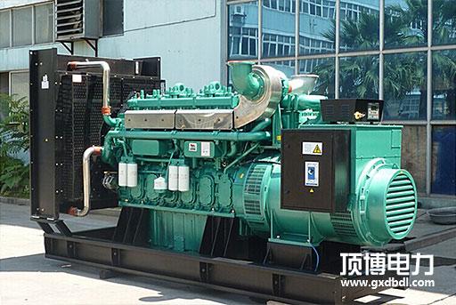 浙江网新电气技术有限公司4台60KW静音柴油qy88千亿国际