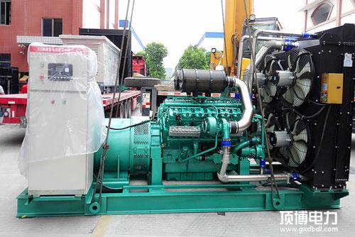 顶博电力运输800KW柴油发电机组