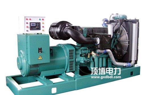 450KW沃尔沃柴油发电机组