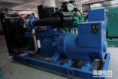 柴油发电机保养顶博电力