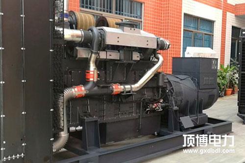 广西柴油发电机厂家广西发电机