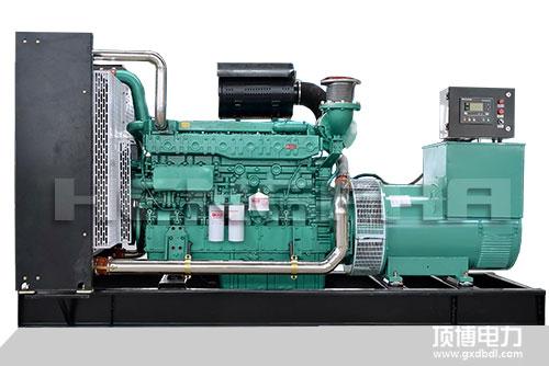 柴油发电机组并机运行