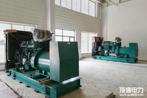 重庆康明斯柴油发电机组柴油机3类噪声