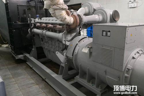 800KW帕金斯柴油发电机组