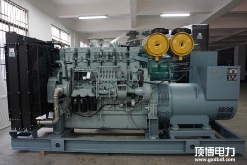 500KW三菱柴油发电机组