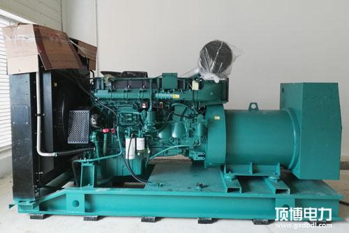 500kw玉柴柴油发电机组技术参数