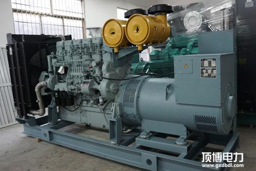 150kw柴油发电机组故障怎么办?