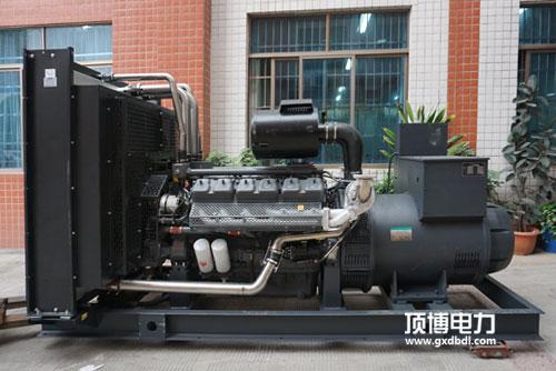 600KW柴油发电机静音箱尺寸是多少?
