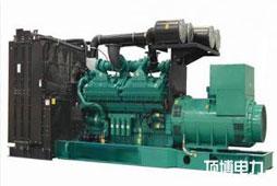 柴油发电机组水箱出现开锅翻水是什么原因