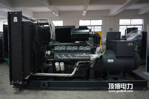 630KW无锡动力柴油发电机组