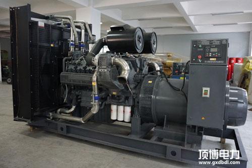500千瓦柴油发电机组