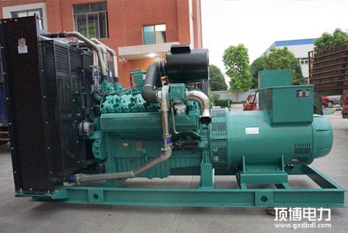 400kw柴油发电机房消防