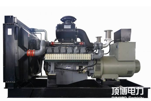 1000KW威曼柴油发电机组