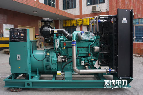 450KW康明斯柴油发电机组