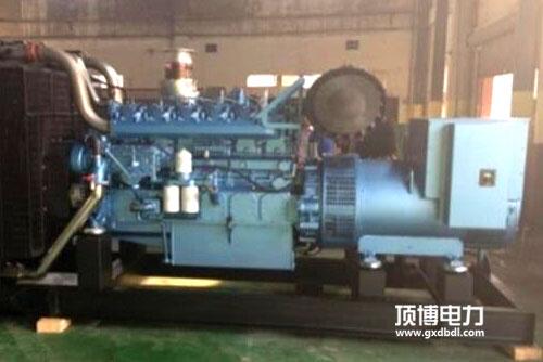 潍坊柴油发电机组供油量