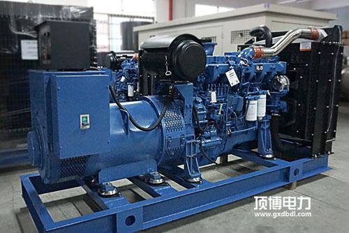 250KW玉柴柴油发电机组