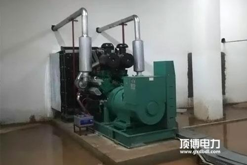 800KW柴发电机组