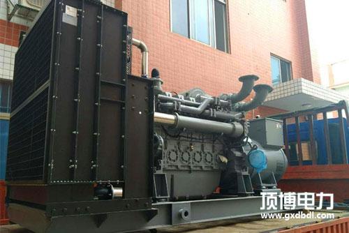 300KW无锡动力柴油发电机组