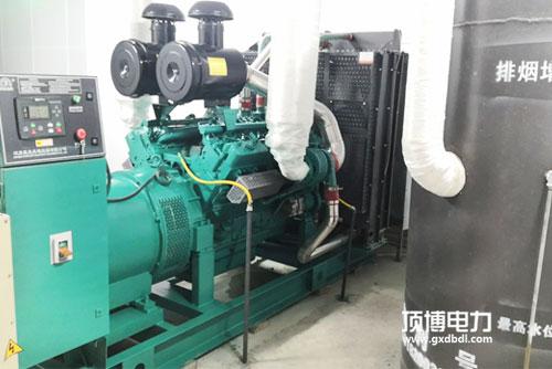 柴油发电机组机房降噪