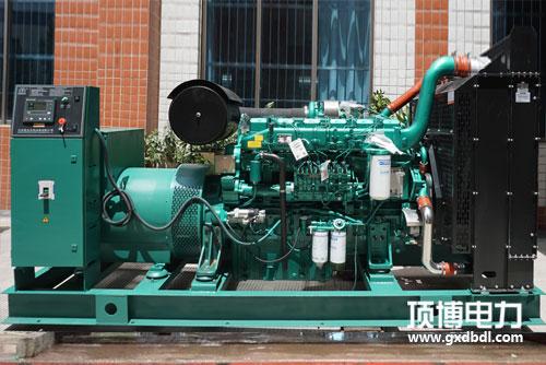 400KW柴油发电机技术参数