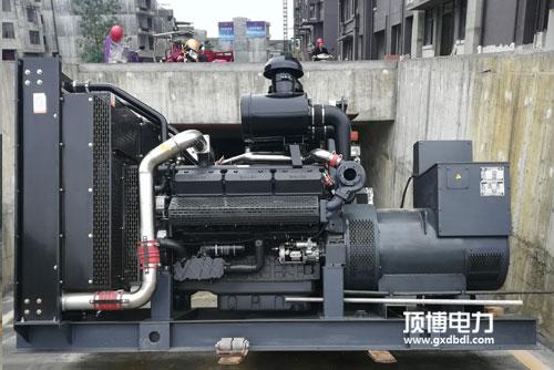 柴油发电机组负载