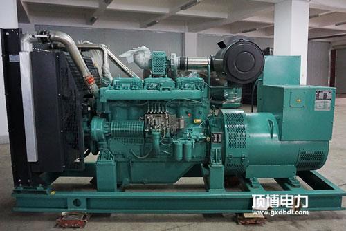 400KW里卡多柴油发电机组