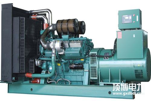 500KW通柴发电机组