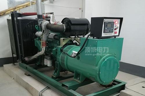 广西恒大企业集团有限公司360KW柴油qy88千亿国际