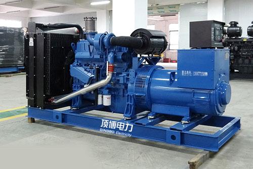 厂家严控生产,顶博电力用质量打造柴油发电机组品牌
