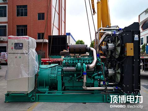 1000KW里卡多发电机