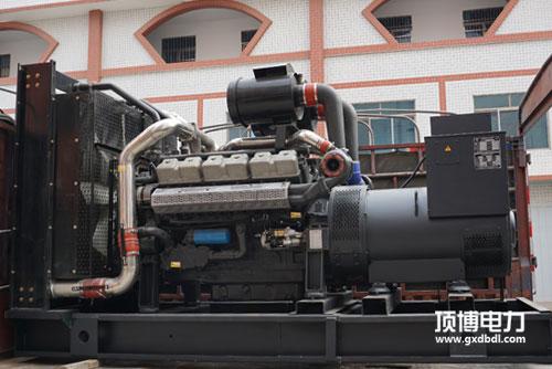 柴油发电机组发的电和市电有什么区别,它们怎么转换?