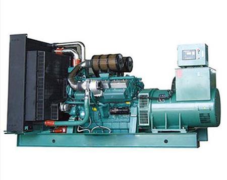 柴油发电机组水套加热器的作用及使用方式介绍