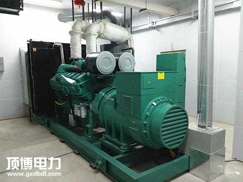 100千瓦柴油发电机组采购参考依据有哪些
