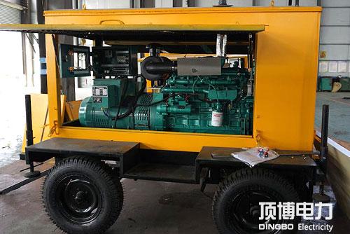 车载柴油发电机组