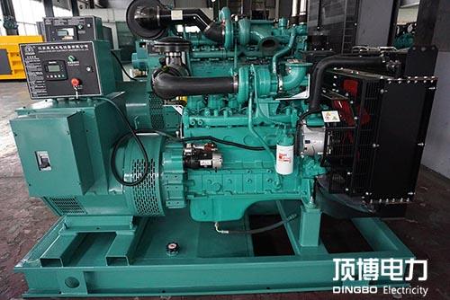 柴油发电机机组性能指标