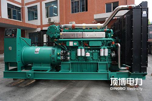 柴油发电机组的废气涡轮增压器