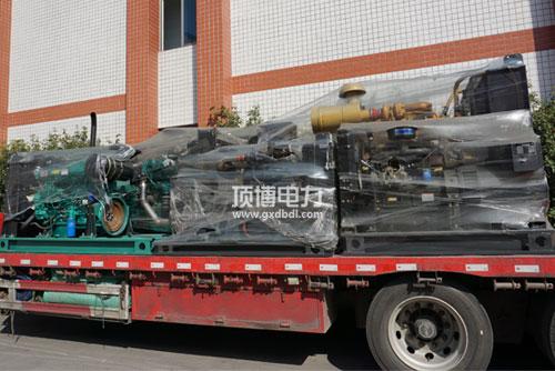 南宁200KW玉柴柴油发电机组