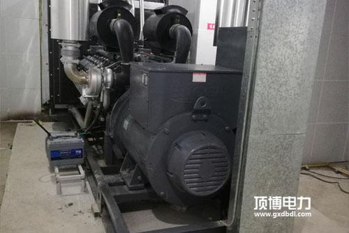 柴油发电机组三滤