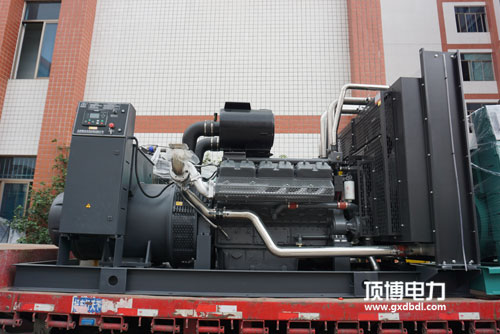 柴油发电机厂家安装300KW无锡动力发是机组