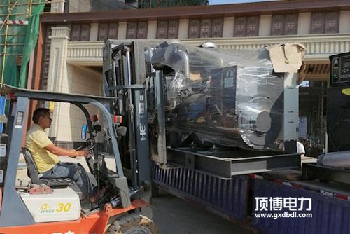 400KW韩国大宇斗山柴油发电机组