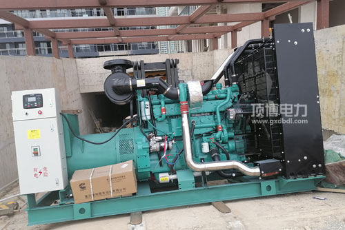 顶博电力柴油发电机组