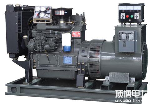600kw潍柴柴油发电机组