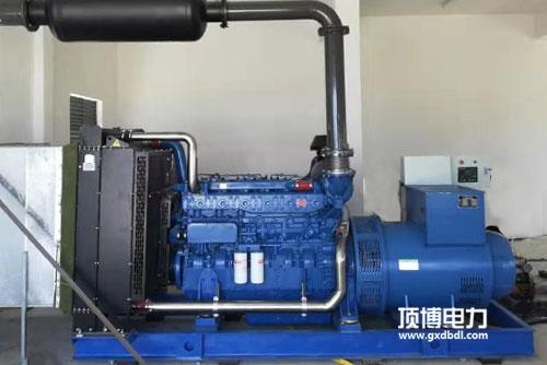 玉柴柴油发电机200KW
