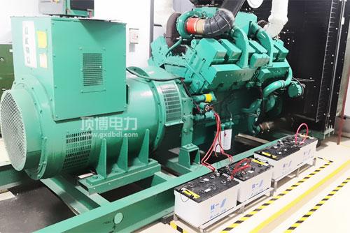 500KW通柴柴油发电机组