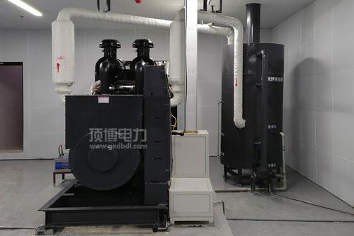 柴油发电机房