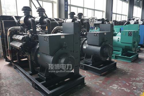 柳州发电机保养