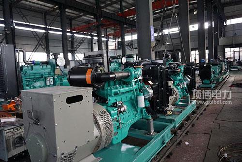 厂家检测柴油发电机组自动启动性能