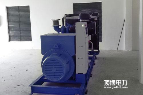 厂家温馨提示50KW柴油发电机组使用注意事项