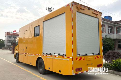 发电机组电力工程车